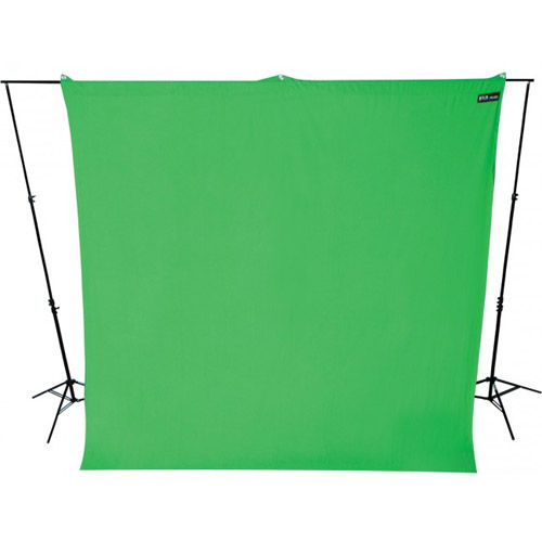 9'x10' Green Screen Backdrop Wrinkle Resistant