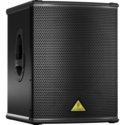 "B1500D-PRO Active 1400W 15"" PA Subwoofer w/ Built-In Stereo Crossover"