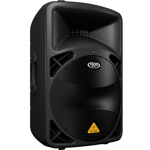"B615D Active 2-Way PA Speaker with 15"" Woofer& 1.75"" Driver"