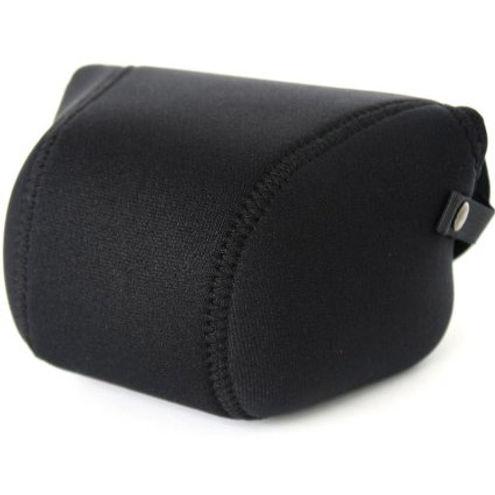 Neoprene Camera Case for Sony NEX Series - Black