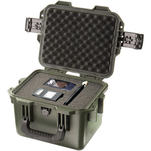 iM2075 Storm Case with Foam Olive Drab