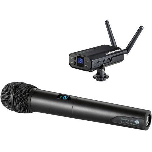 ATW-1702 Dynamic Handheld Mic Cameramount System
