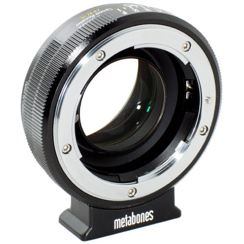 Nikon G to NEX/E-mount Speed Booster Ultra