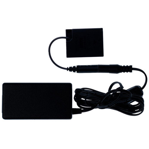 AC-9V Power Adapter & DC Coupler CP-W126 (for all X-Series using NP-W126S battery)