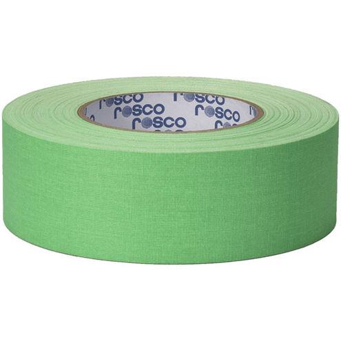 48mm x 50m Gaffer Tape Flourescent Green