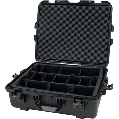 945 Case Black w/ padded dividers