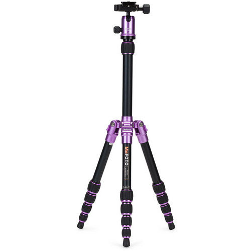 BackPacker Travel Tripod Kit Purple