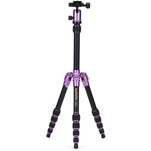 BackPacker Travel Tripod Kit Purple