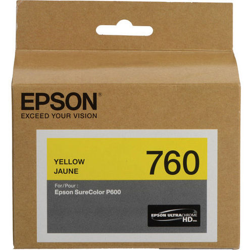T760420 Yellow Ultrachrome HD for P600
