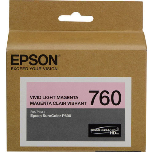 T760620 Vivid Light Magenta Ultrachrome HD for P600