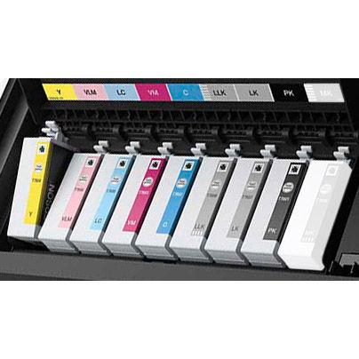 SureColor P600 Color Ink Set 8 Cartridges w/Photo Black