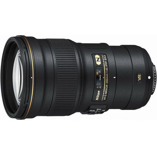 AF-S NIKKOR 300mm f/4.0 E PF ED VR Lens