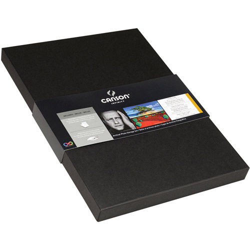 "8.5"" x 11"" Infinity Archival Photo Storage Box"
