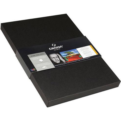 """8.5"""" x 11"""" Infinity Archival Photo Storage Box"""