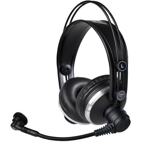 HSD171 Professional Headset with Dynamic Microphone