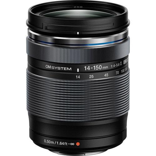 M.Zuiko ED 14-150mm f/4.0-5.6 II Lens