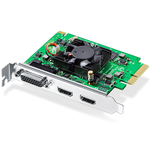 Intensity Pro 4K PCIe 4 Lane