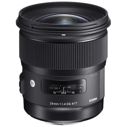 ART AF 24mm f/1.4 DG HSM Lens for Nikon