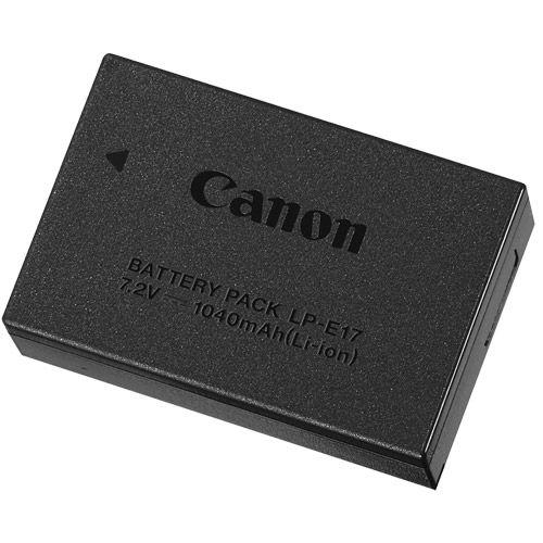 LP-E17 Battery Pack for T6i, T6s, T7i's