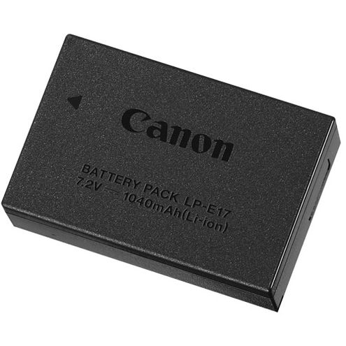 LP-E17 Battery Pack for T6i, T6s, T7i's