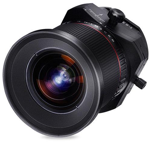 Full-Frame Specialty Tilt/Shift Lenses