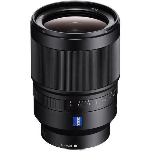 SEL FE 35mm f/1.4 ZA Distagon T* E-Mount Lens