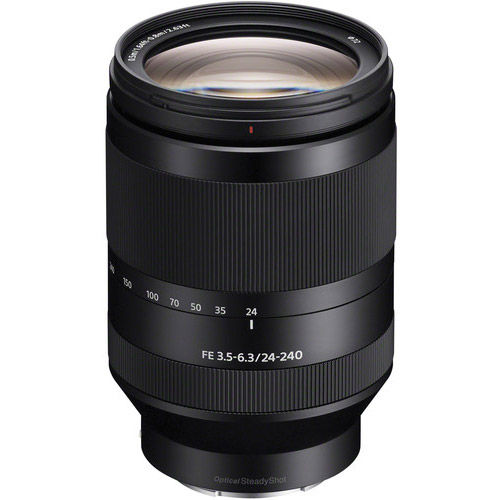 SEL FE 24-240mm f/3.5-6.3 OSS E-Mount Lens
