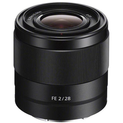SEL FE 28mm f/2.0 E-Mount Lens