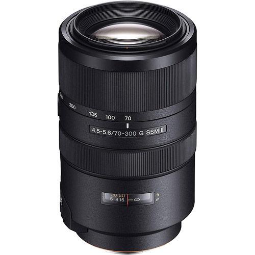 70-300mm f/4.5-5.6 G SSM II A-Mount Lens (A99 & A77)