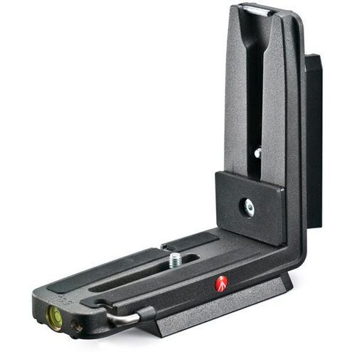 MS050M4-Q5 - L-Bracket With Q5 Quick Release Plate