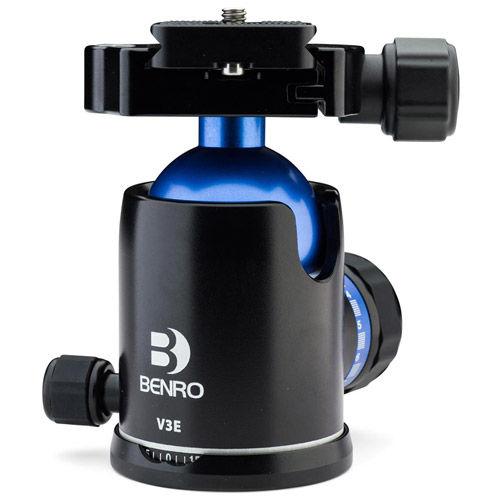 V3E Ball Head Arca-Swiss Style - 30 lb Capacity
