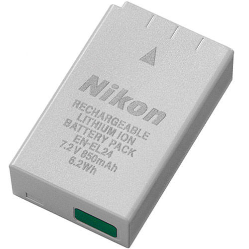 EN-EL24 Rechargeable Battery for Nikon 1 J5
