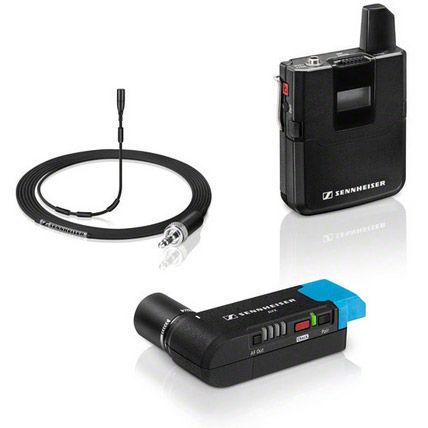 AVX-MKE2 SET-4 AVX Digital Wireless Bodypack MKE2 Lavalier System