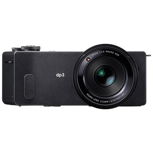 DP3 Quattro w/ 50mm f/2.8 Lens