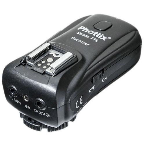 Strato TTL Flash Trigger Receiver for Nikon