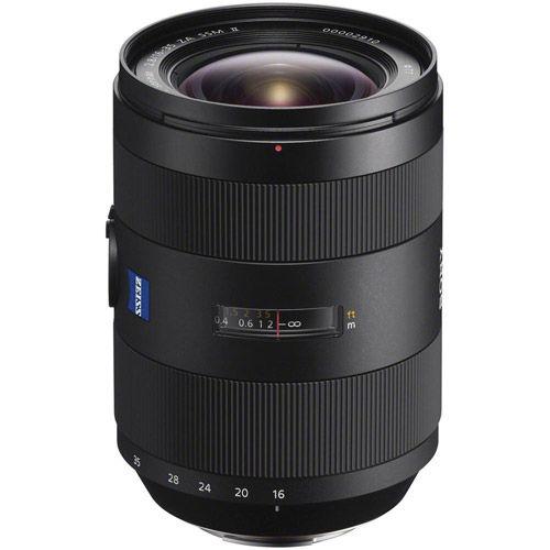 16-35mm f/2.8 Carl Zeiss ZA SSM II Vario-Sonnar T* A-Mount Lens (A99 & A77)