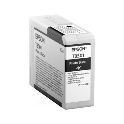 T850100 PhotoBlack UltraChrome 80ml for P800