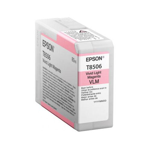 T850600 Vivid Light Magenta Ultrachrome 80ml for P800