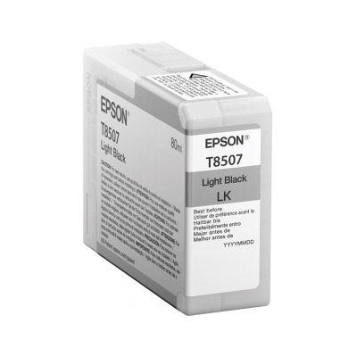 T850700 Light Black Ultrachrome 80ml for P800