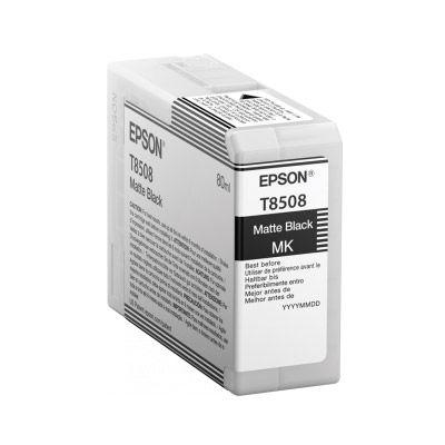 T850800 Matte Black Ultrachrome 80ml for P800