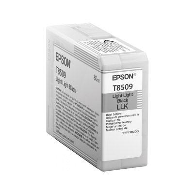 T850900 Light Light Black Ultrachrome 80ml for P800