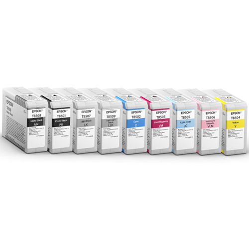 SureColor P800 Color Ink Set - 9 Cartridges