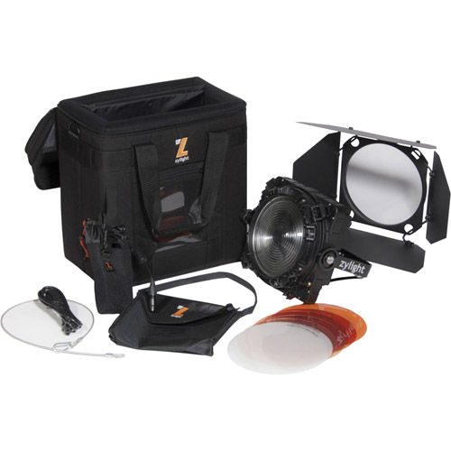 F8-100 LED Fresnel Light ENG Kit Daylight V Mount