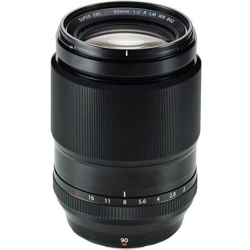 Fujinon XF 90mm f/2.0 R LM WR Lens
