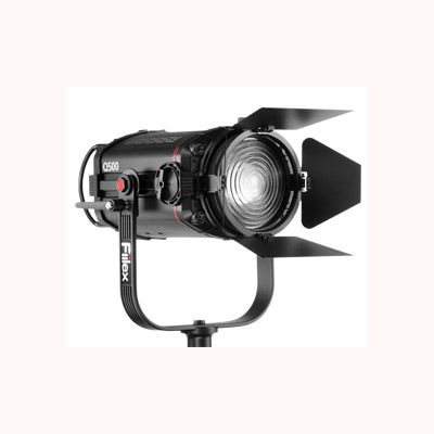 Q500DC 1 Light Travel Kit