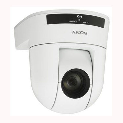 SRG300H 1080p/60 HD PTZ Camera 30x Zoom and Exmor CMOS -White