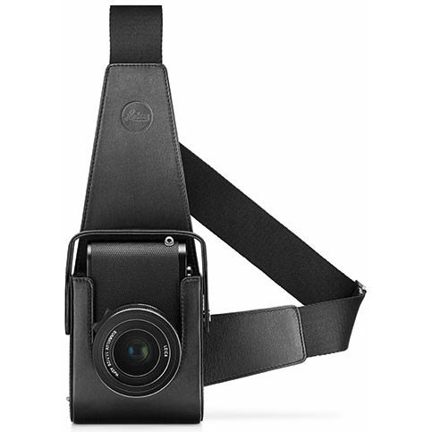 Q Typ 116 Holster, Black Leather