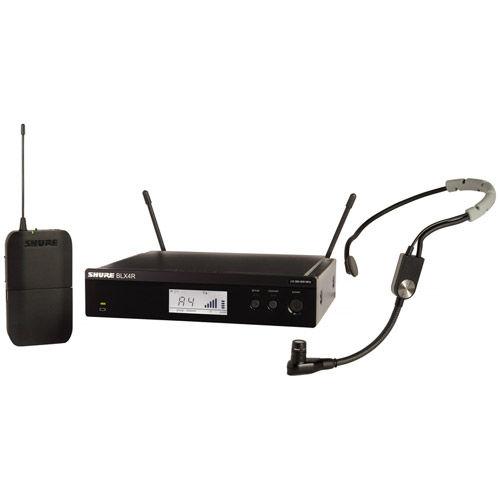 Bodypack system w/ SM35-TQG Cardioid Condenser Headworn Microphone - Freq. H9