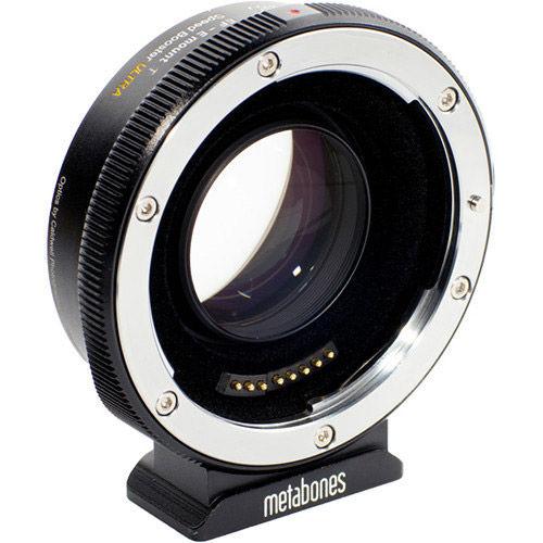 Canon EF to Emount T CINE Speed Booster ULTRA 0.71x (Black Matt)