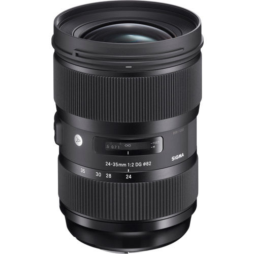 ART AF 24-35mm f/2.0 DG HSM Lens for Nikon